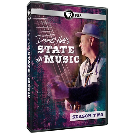David Holt's State of Music - Season 2 DVD