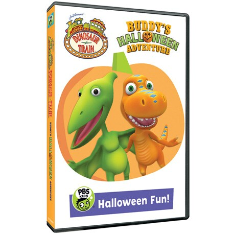 Halloween Adventure.Dinosaur Train Halloween Fun Buddy S Halloween Adventure Dvd