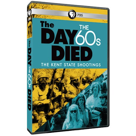 The Day the '60s Died DVD