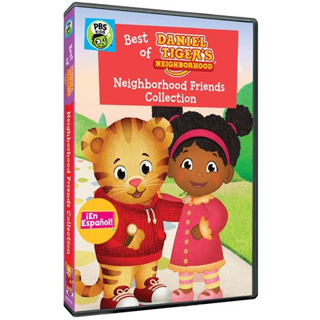 Daniel Tiger's Neighborhood: Neighborhood Friends Collection DVD