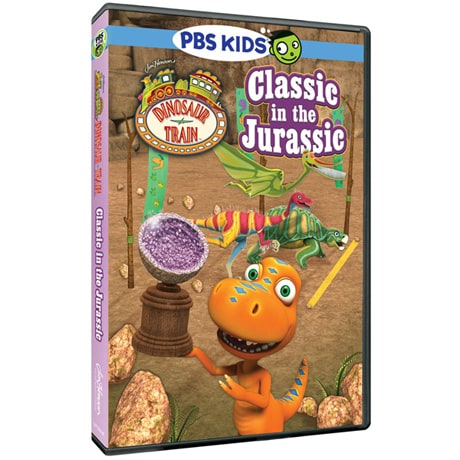 Dinosaur Train: Classic in the Jurassic DVD