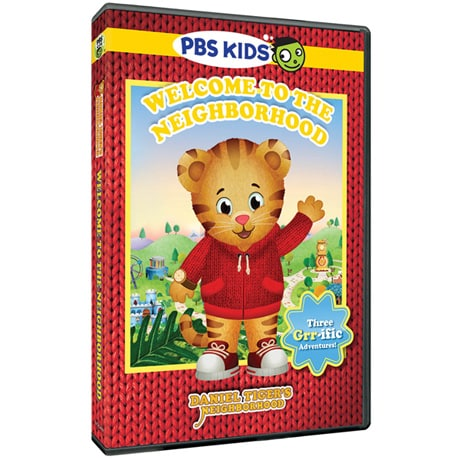 Daniel Tiger: Welcome to the Neighborhood DVD