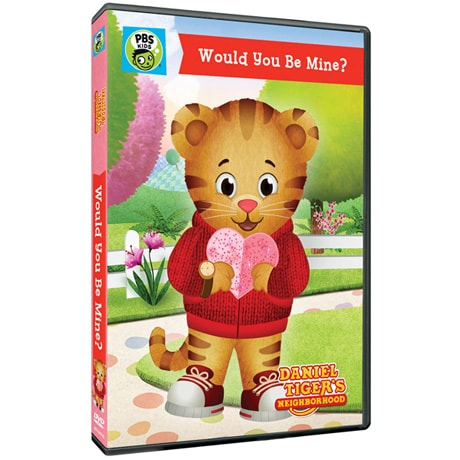 Daniel Tiger's Neighborhood: Would You Be Mine? DVD