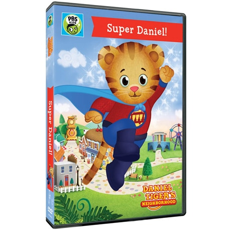 Daniel Tiger's Neighborhood: Super Daniel DVD