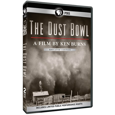 Ken Burns: The Dust Bowl - Educators' Edition DVD