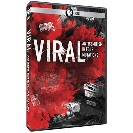 Viral: Antisemitism in Four Mutations DVD