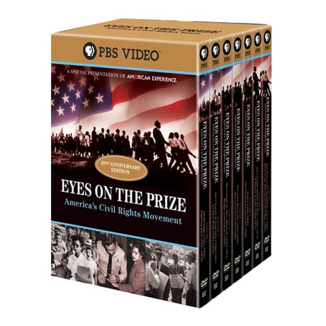 Eyes on the Prize: America's Civil Rights Movement DVD 7PK - AV Item