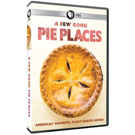 A Few Good Pie Places DVD