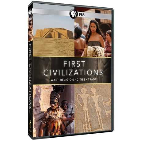 First Civilizations DVD