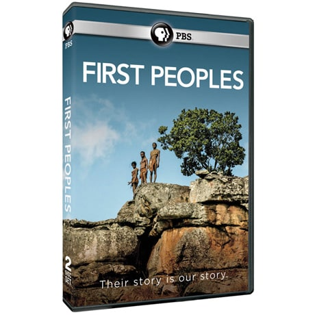 First Peoples DVD