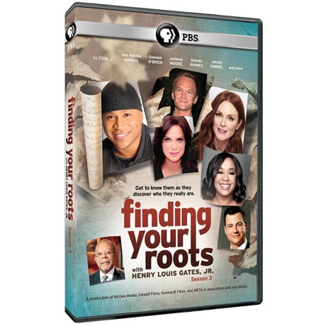 Finding Your Roots, Season 3 DVD