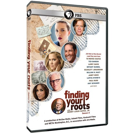 Finding Your Roots, Season 4 DVD