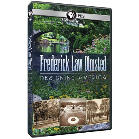 Frederick Law Olmsted: Designing America DVD