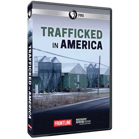Frontline: Trafficked in America DVD