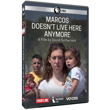 FRONTLINE: Marcos Doesn't Live Here Anymore: A Film by David Sutherland DVD