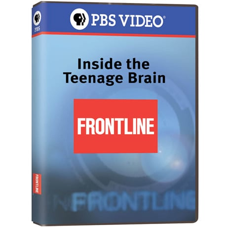 FRONTLINE: Inside the Teenage Brain DVD