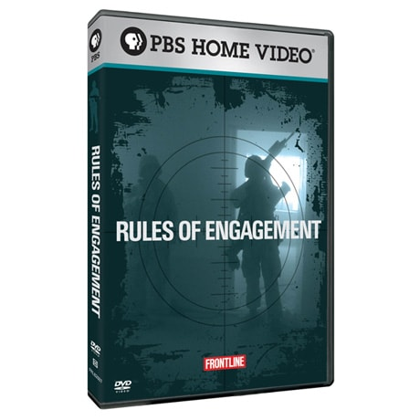 FRONTLINE: Rules of Engagement DVD