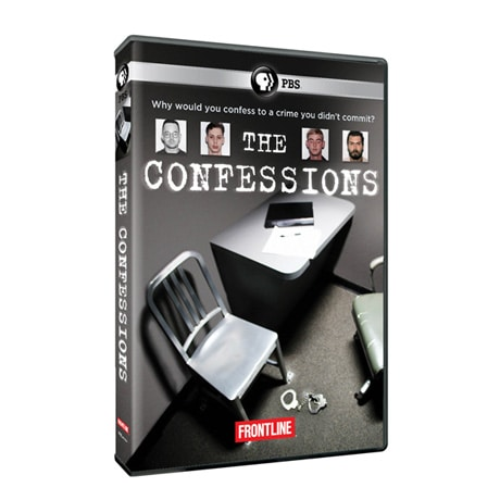 FRONTLINE: The Confessions DVD