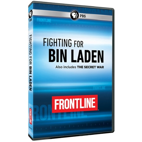 FRONTLINE: Fighting for Bin Laden DVD