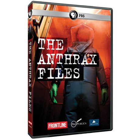 FRONTLINE: The Anthrax Files DVD