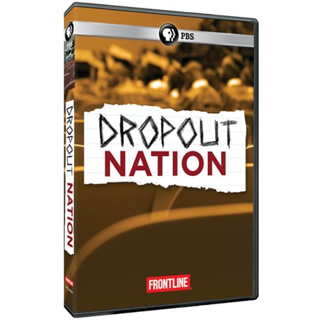 FRONTLINE: Dropout Nation DVD