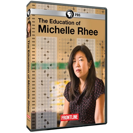 FRONTLINE: The Education of Michelle Rhee DVD