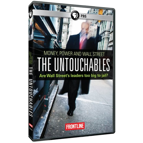 FRONTLINE: The Untouchables: Money, Power and Wall Street DVD