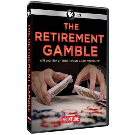 FRONTLINE: The Retirement Gamble DVD