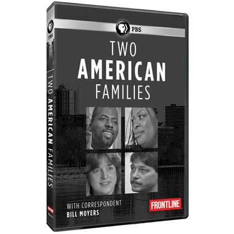 FRONTLINE: Two American Families DVD