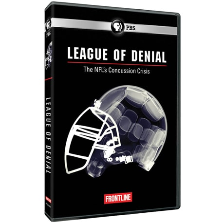 FRONTLINE: League of Denial: The NFL's Concussion Crisis DVD