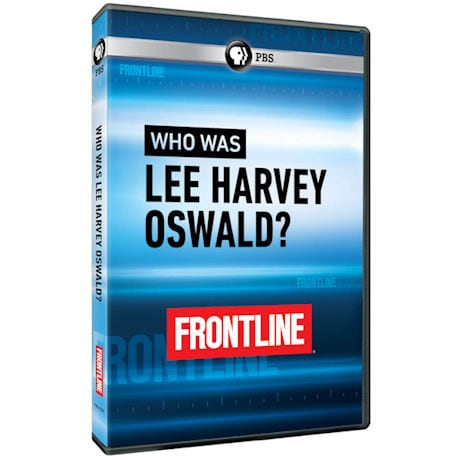FRONTLINE: Who Was Lee Harvey Oswald? DVD