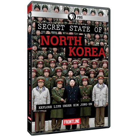 FRONTLINE: Secret State of North Korea DVD