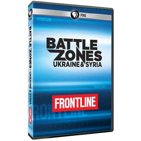 FRONTLINE: Battle Zones: Ukraine & Syria DVD