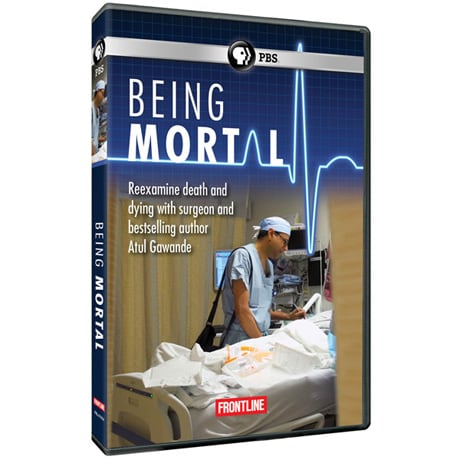 FRONTLINE: Being Mortal DVD