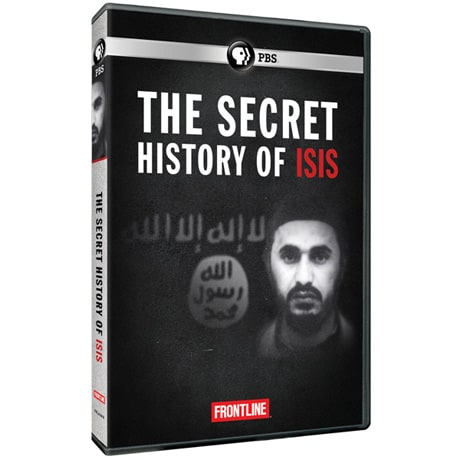 FRONTLINE: The Secret History of ISIS DVD