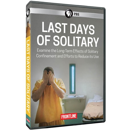 FRONTLINE: Last Days of Solitary DVD