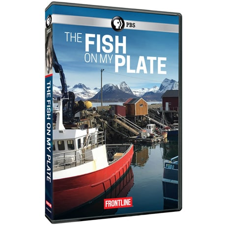 FRONTLINE: The Fish on my Plate DVD