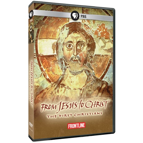 FRONTLINE: From Jesus to Christ: The First Christians DVD