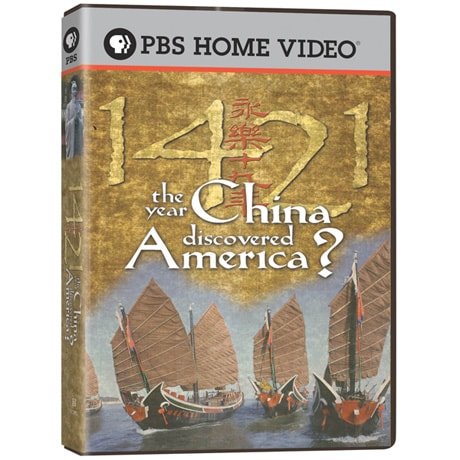1421: The Year China Discovered America? DVD