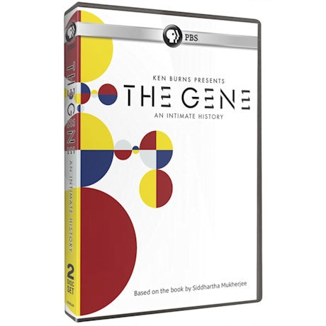 Ken Burns Presents The Gene: An Intimate History DVD