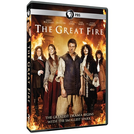 The Great Fire (U.K. Edition)