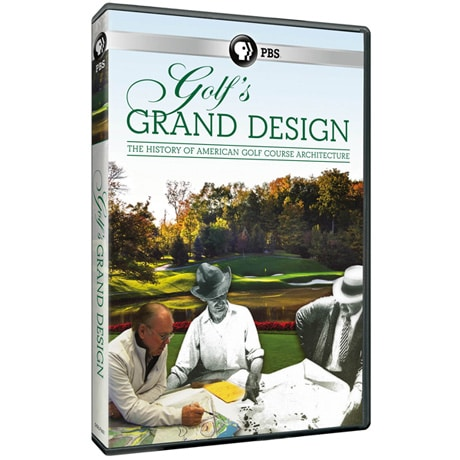 Golf's Grand Design - The History of American Golf Course Architecture DVD