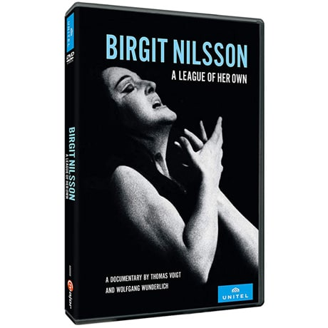 Great Performances: Birgit Nilsson: A League of Her Own DVD