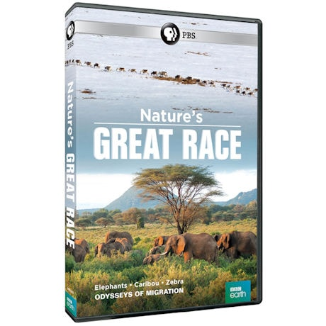 Nature's Great Race DVD