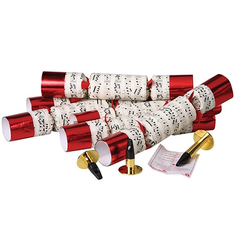 Concerto Christmas Crackers