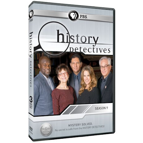 History Detectives: Season 9 DVD