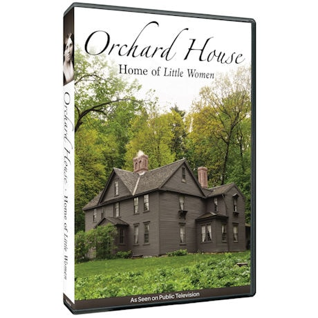 Orchard House: Home of Little Women DVD