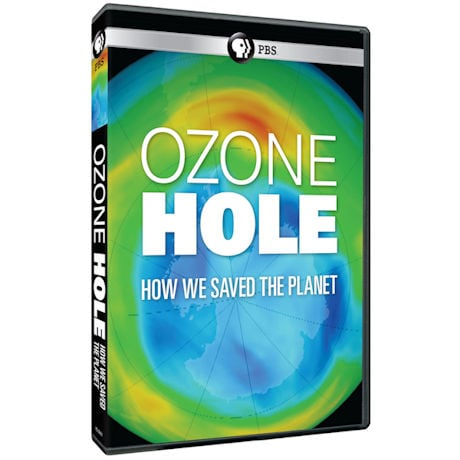 Ozone Hole: How We Saved the Planet DVD