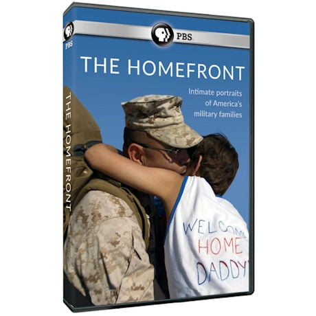 The Homefront DVD