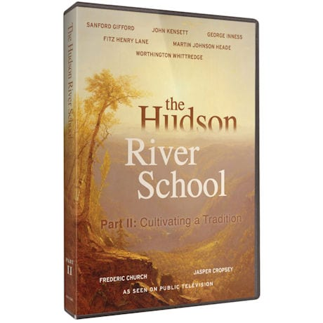 The Hudson River School: Part 2 - Cultivating A Tradition DVD